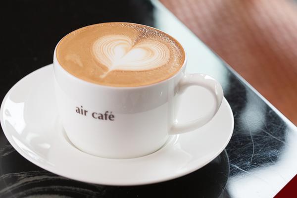 cafeボタン